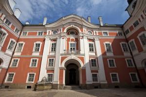 Benediktinské opatství sv. Václava v Broumově