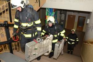 evakuace-pardubickeho-gymnazia-cviceni-1