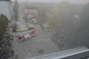 evakuace-pardubickeho-gymnazia-cviceni-2