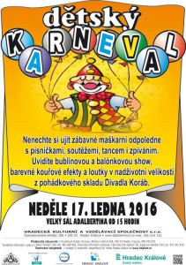 detsky-karneval-nedele-17-ledna-2016-velky-sal-adalbertina-hradec-kralove