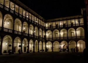 zamek-opocno-nocni-foto