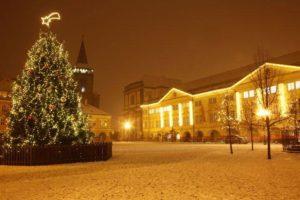 Vánoční atmosféra - Jičín - město pohádky - foto MIC Jičín