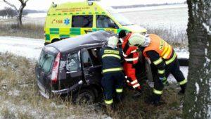 Dopravní nehoda Makov