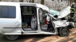 Dopravní nehoda Ústí nad Orlicí
