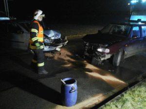 Dopravní nehoda Dolní Roveň