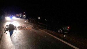 Dopravní nehoda Horní Ředice