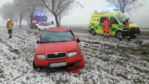 Dopravní nehoda Líšnice