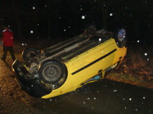 Dopravní nehoda Litič