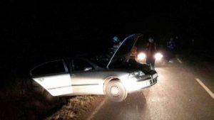 Dopravní nehoda Sázava