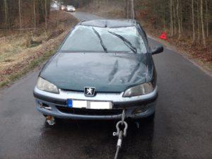 Dopravní nehoda Vlčice