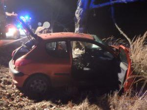 Dopravní nehoda Výšinka