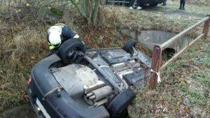 Dopravní nehoda Zámrsk