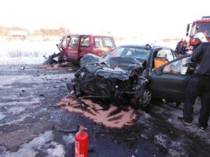 Dopravní nehoda Hořice - Libonice