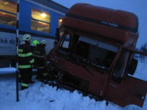 Dopravní nehoda Chotěvice