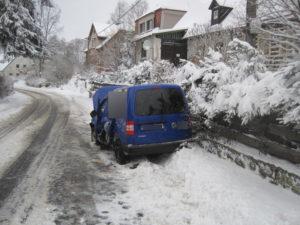 Dopravní nehoda Chvaleč