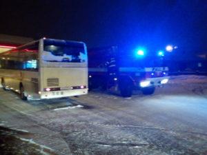 Dopravní nehoda Kunčina