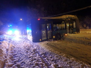 Dopravní nehoda Trutnov - Petříkovická