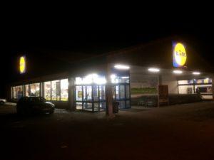 Prodejna LIDL - Víta Nejedlého Hradec Králové se zavírá z důvodu přestavby