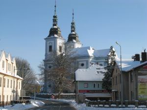 Město Žamberk - Kostel svatého Václava