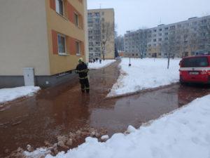 Zaplavení - Trutnov