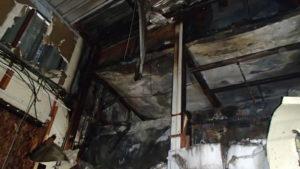 Požár kovošrotu - Malé Svatoňovice