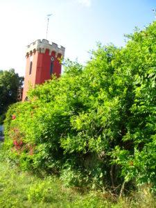 Státní zámek Hrádek u Nechanic - současná barva
