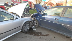 Dopravní nehoda Nepolisy