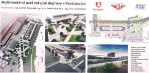 Multimodální dopravní uzel Pardubice