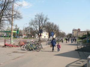 Cyklisté dotanou nová krytá stání na kola
