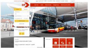 novy-web-dopravniho-podniku-mesta-hradec-kralove