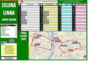zelena-linka-dopravni-podnik-mesta-hradec-kralove