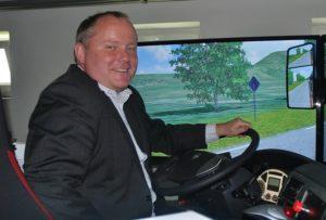 Ing. Zdeněk Abraham, FOTO: Busspress