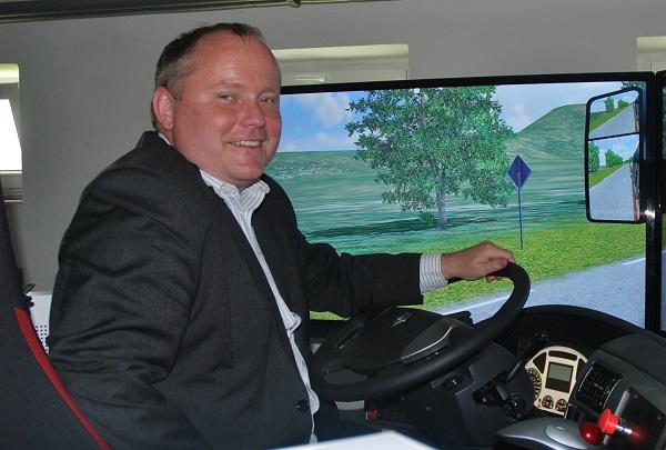 Ing. Zdeněk Abrahám, FOTO: Busspress