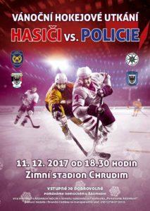 hokej-chrudim-policie-hasici