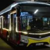 vanocni-eletrobus-dopravni-podnik-hradec-kralove